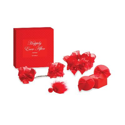 coffret séduction nuit de noce rouge ever after dans Coffret soumission