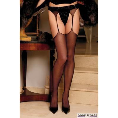 collant jarretelles lea - anne d'ales dans Collants jarretelles