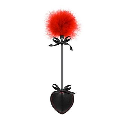 cravache a tapette red/black dans Cravache et tapette