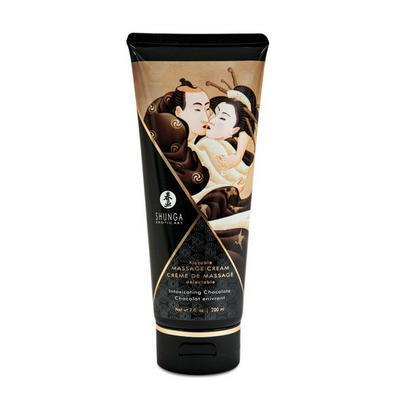 creme de massage 200ml chocolat dans Massage comestibles
