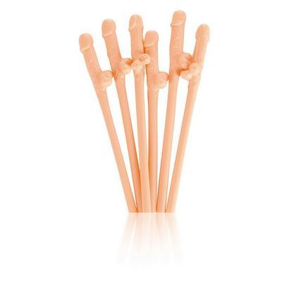 dicky shipping straws dans Goodies sexy