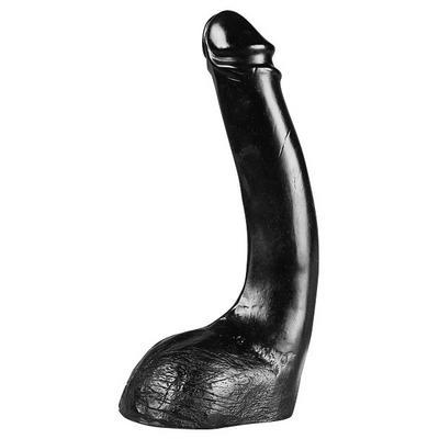gode geant all black 31,50cm dans Sextoy fistfucking gros volume