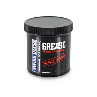 lubrifiant silicone swiss navy grease 473ml dans Lubrifiant à base silicone