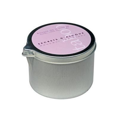 massage candle the blanc 160g dans Bougies de massage
