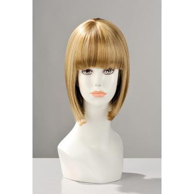 perruque china doll blond meches dans Perruque