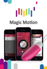 sextoys connectés Magic motion